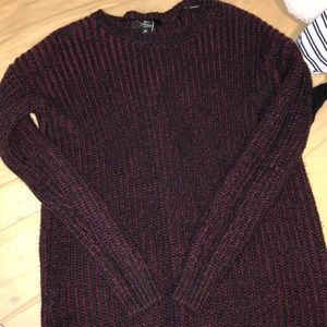 Oversized F21 Sweater